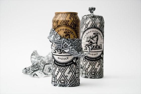 深圳vi设计公司打造的限量版啤酒包装