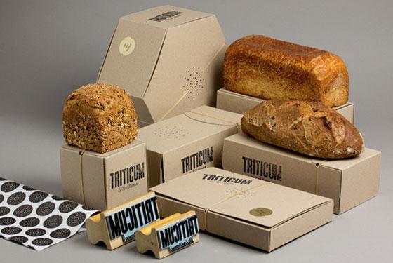 面包房找广州VI设计规划的品牌包装