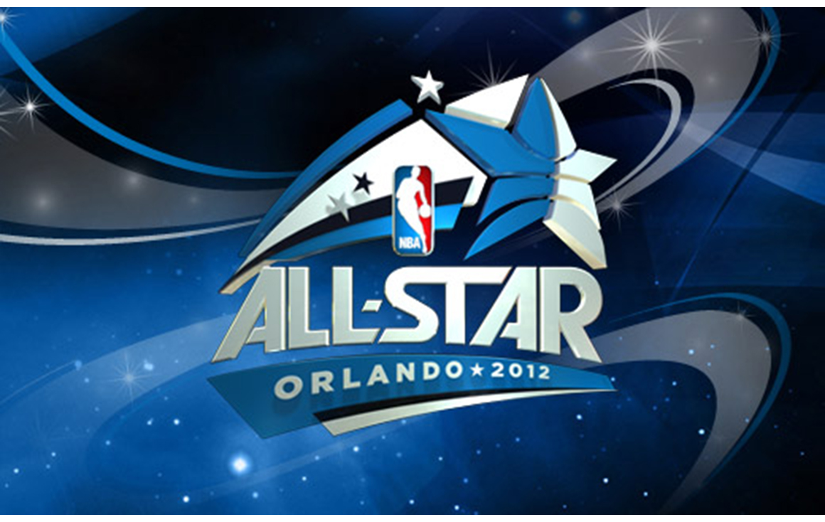 2017年NBA全明星赛LOGO形象视觉设计图片